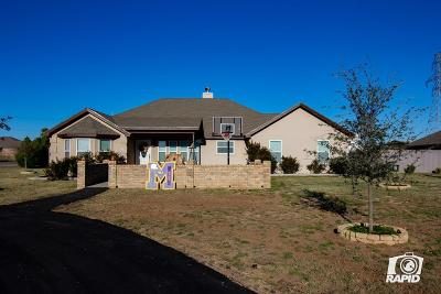 Midland Single Family Home For Sale: 6406 Bowman Circle