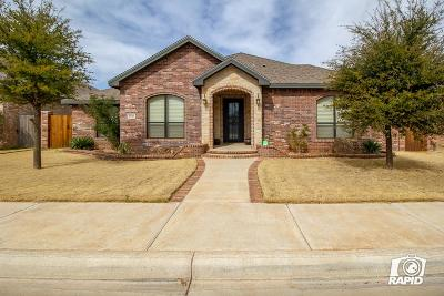 Midland Single Family Home For Sale: 5510 Casa Grande Trail