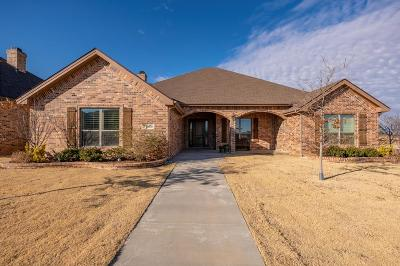 Midland Single Family Home For Sale: 5300 George Yard Court