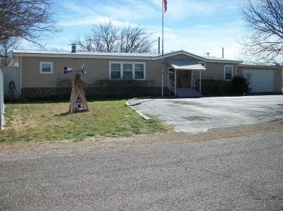 Odessa TX Single Family Home For Sale: $199,950