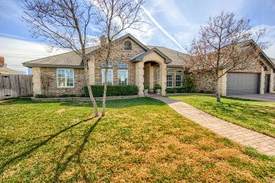 Midland TX Single Family Home For Sale: $524,000