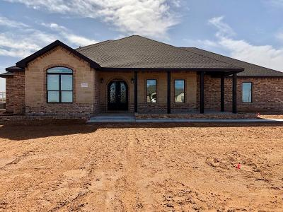 Midland Single Family Home For Sale: 1800 S County Rd 1069