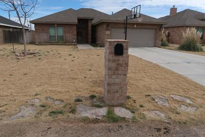 Midland Single Family Home For Sale: 1404 Tejas