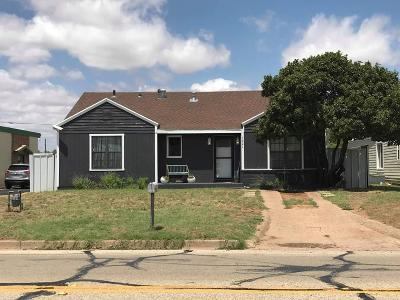 Single Family Home For Sale: 1021 Hickory St