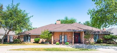 Midland Single Family Home For Sale: 3602 Meadowridge Lane