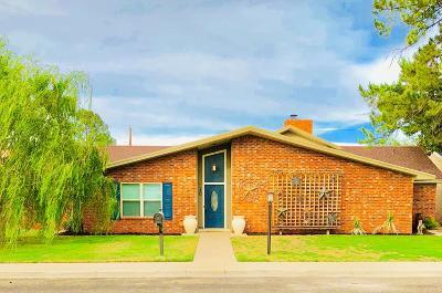 Odessa Single Family Home For Sale: 40 Twin Oaks
