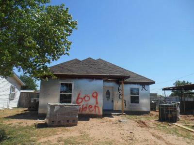 Midland Single Family Home For Sale: 609 S Tilden