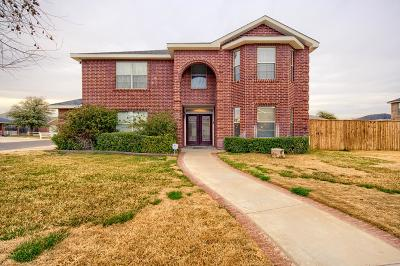 Odessa Single Family Home For Sale: 4001 Southbrook Court