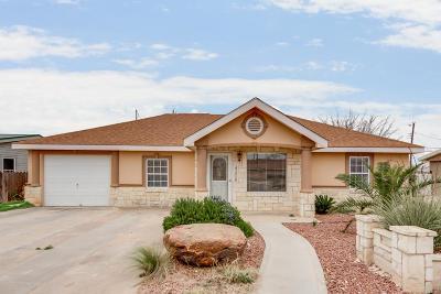 Midland Single Family Home For Sale: 4308 Thomason Dr