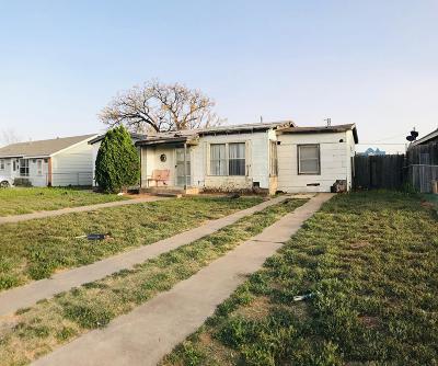 Midland Single Family Home For Sale: 1102 E Jax Ave