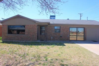Midland Single Family Home For Sale: 4319 Versailles Dr