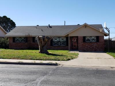 Midland Rental For Rent: 4405 W Pleasant Dr