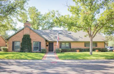 Midland Single Family Home For Sale: 2309 Boyd Ave