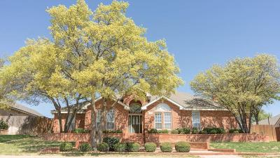 Midland Single Family Home For Sale: 4526 Hilltop Dr