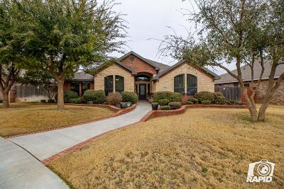 Midland Single Family Home For Sale: 5310 Castle Pine Road