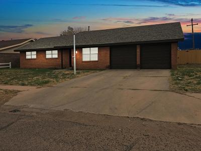 Midland Single Family Home For Sale: 3317 Stewart Ave