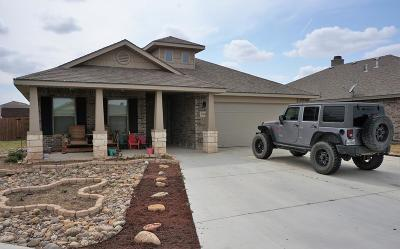 Odessa Single Family Home For Sale: 9405 Caprock Court