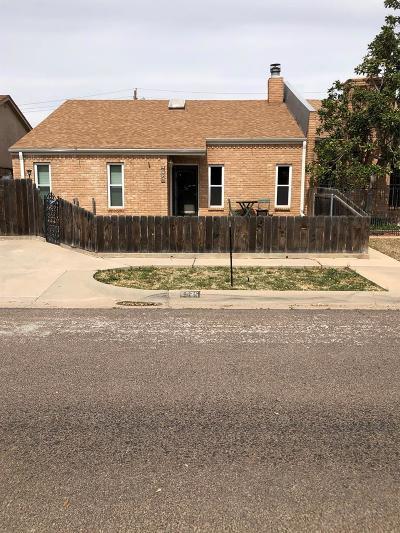 Midland Single Family Home For Sale: 4526 Lanham St