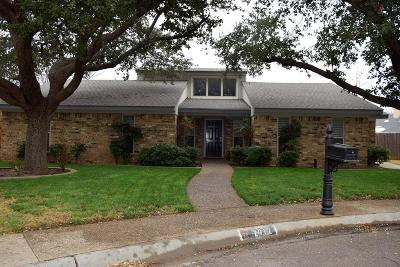 Midland TX Single Family Home For Sale: $375,000