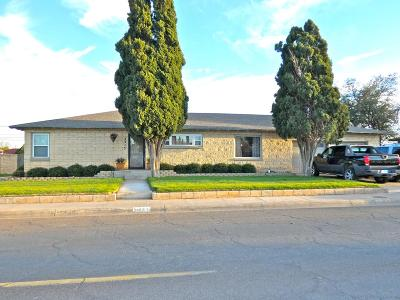 Midland Single Family Home For Sale: 2313 W Cuthbert Ave