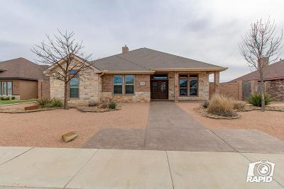 Odessa Single Family Home For Sale: 7608 Keyhaven