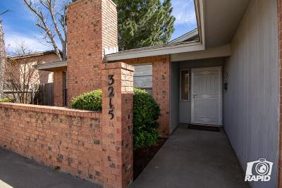 Midland Single Family Home For Sale: 3215 W Golf Course Rd
