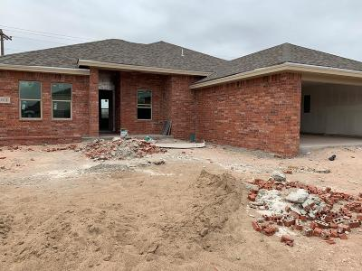 Midland TX Single Family Home For Sale: $278,000