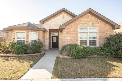 Odessa Single Family Home For Sale: 6712 Amber Dr