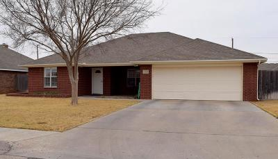 Midland Single Family Home For Sale: 3303 Canemont Dr