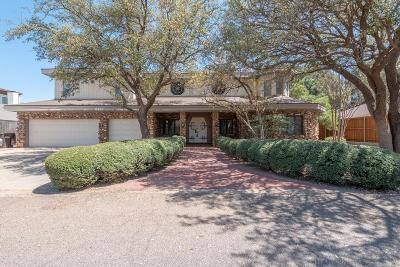 Midland Single Family Home For Sale: 6404 Sequoia Dr
