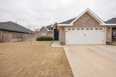 Midland Single Family Home For Sale: 1303 Daybreak Way