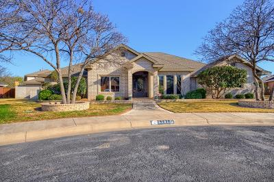 Midland Single Family Home For Sale: 5701 Devlin Place