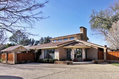 Midland Single Family Home For Sale: 2512 Lockheed Ave