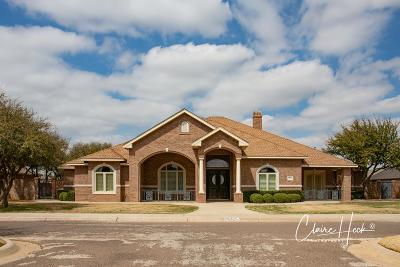 Midland Single Family Home For Sale: 4106 Tanforan Ave
