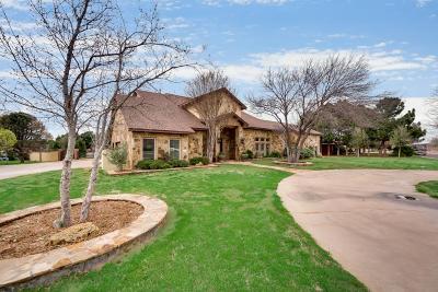 Midland Single Family Home For Sale: 4902 Island Dr