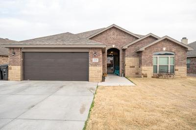 Midland Single Family Home For Sale: 1205 Wrangler Lane