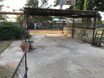 Midland Single Family Home For Sale: 209 E County Rd 138
