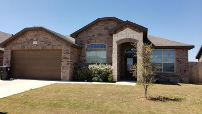 Odessa TX Single Family Home For Sale: $335,000
