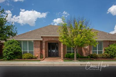 Midland Single Family Home For Sale: 5608 Camden