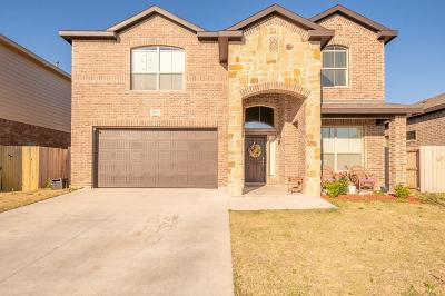 Odessa Single Family Home For Sale: 7037 Xit Ranch Rd