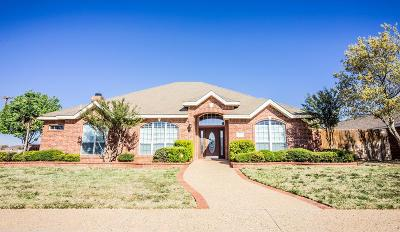 Midland Single Family Home For Sale: 4820 Woodhollow Dr