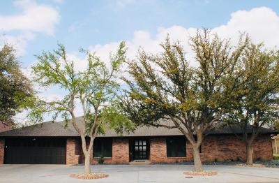 Midland Single Family Home For Sale: 5522 Cypress Court