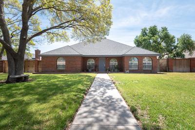 Odessa Single Family Home For Sale: 8214 Santa Fe