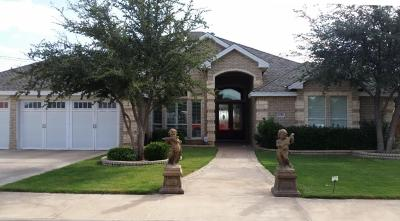 Midland Single Family Home For Sale: 6700 Pebble Court