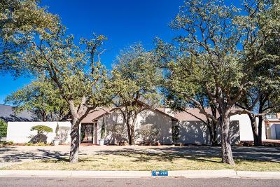 Midland Single Family Home For Sale: 1704 Huntington St
