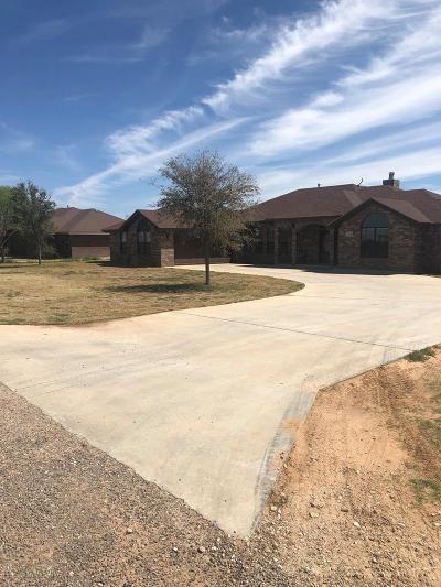 Midland Single Family Home For Sale: 12300 E County Rd 114