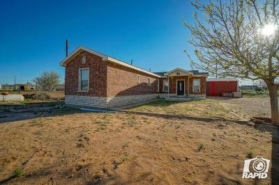 Midland TX Single Family Home For Sale: $140,000