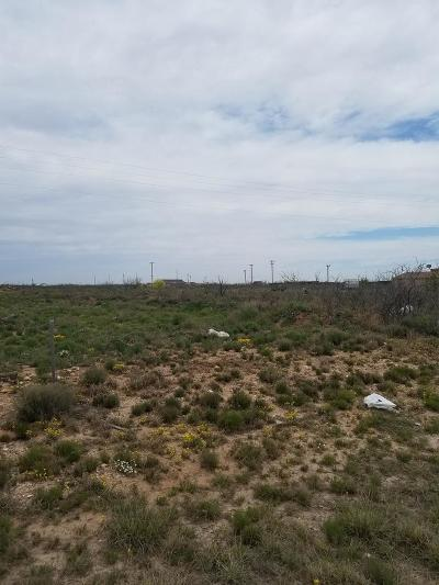 Odessa TX Residential Lots & Land For Sale: $37,000