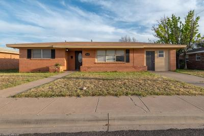 Odessa TX Single Family Home For Sale: $175,000