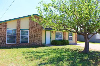 Midland Single Family Home For Sale: 915 Holly Ave
